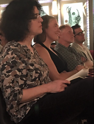 Minyan of Poets at Under the Influence