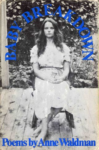 Cover -- Anne Waldman