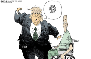 Trump victim