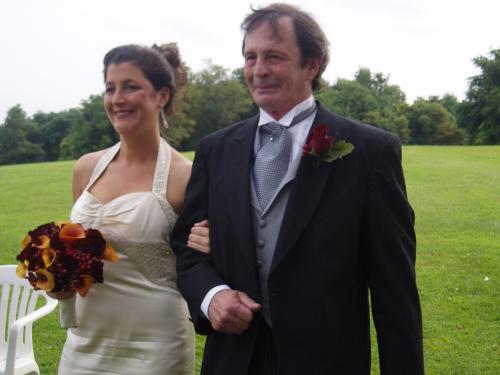 Paul Violi and Helen
