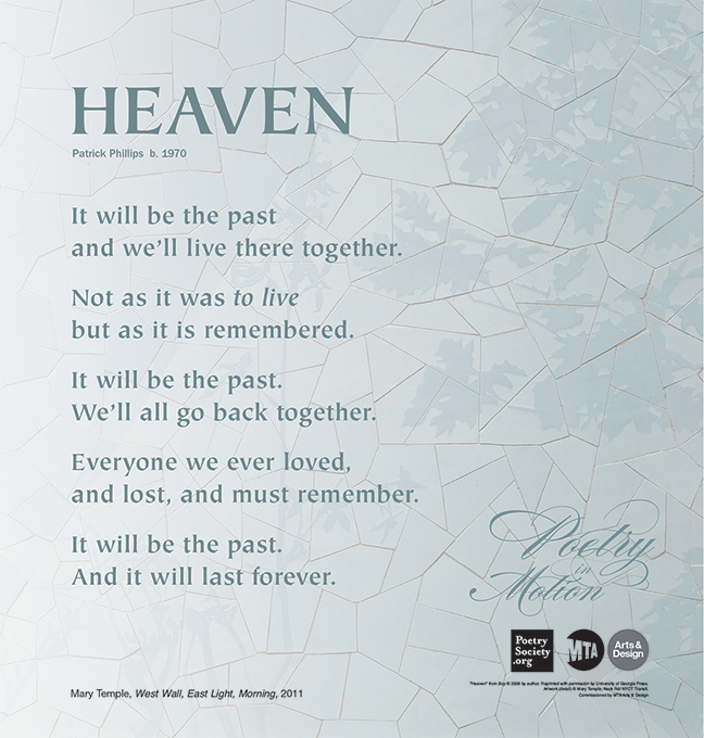 Poems About Heaven 2
