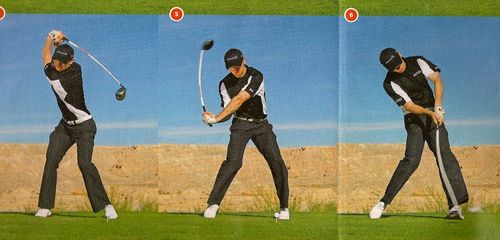 Golf Swing Picture