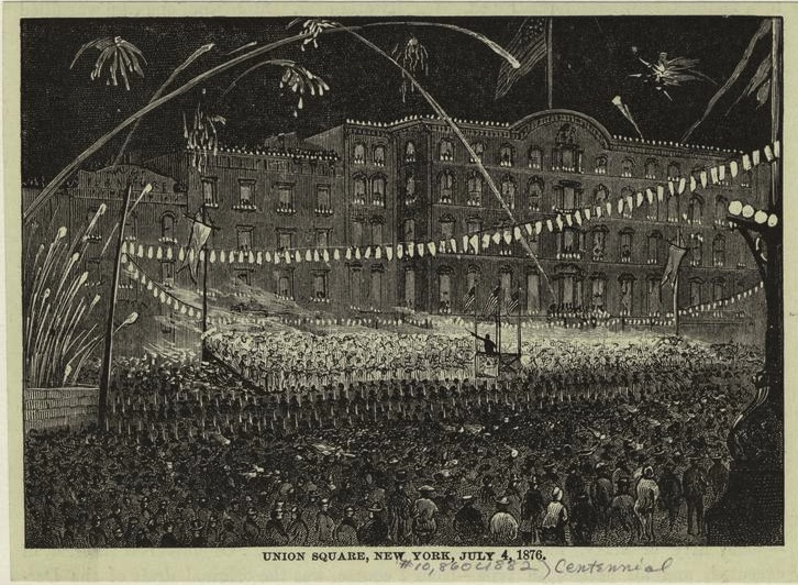 Unionsquarefireworks1876