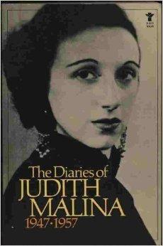Judith Malina Diaries Cover