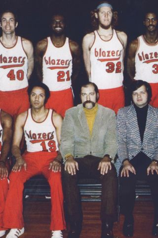 Portland team photo