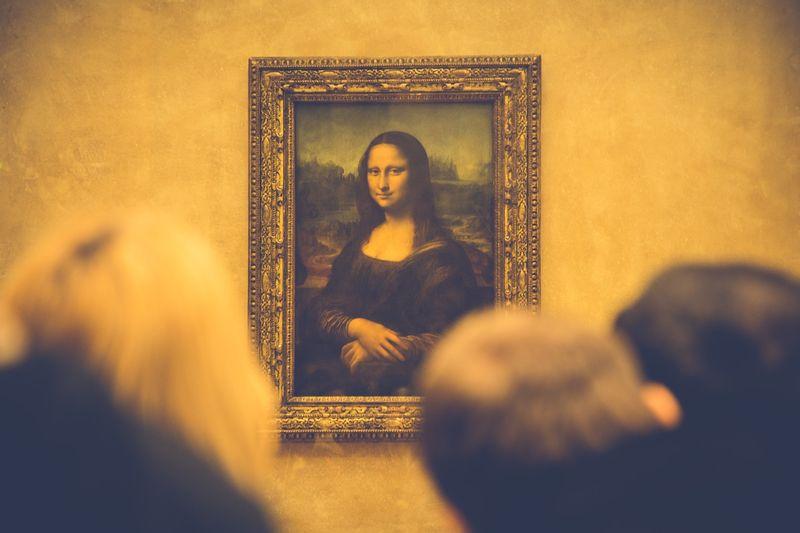 Mona Lisa Eric Terrade