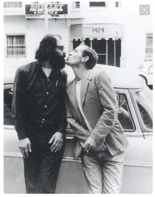 Ginsberg cassidy