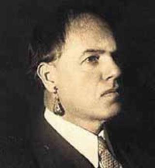David_burliuk.Ukrainian father of Japanese Modernism