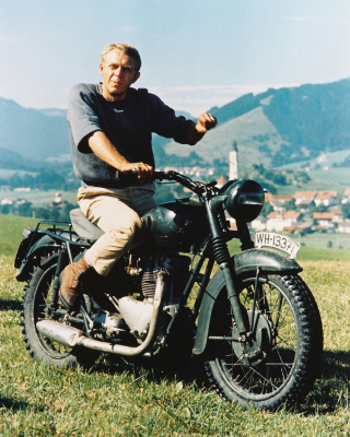 Steve McQueen Great Escape