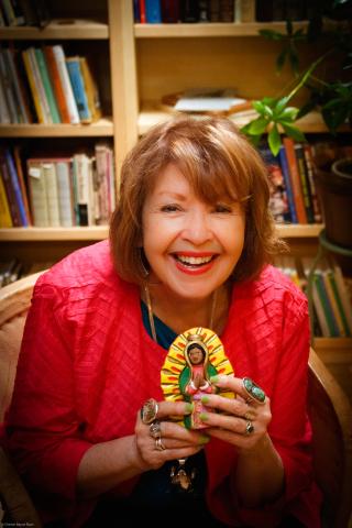 MORA author photo