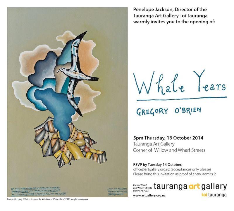 Greg O'Brien Whale Years-1