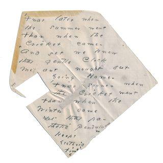 Dickinson-envelope