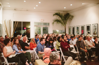 Poety Paella 2015- A Delicious Way to End National Poetry Month, presented by O, Miami and The Betsy -