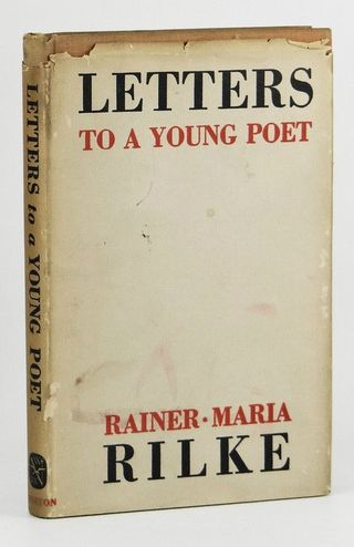 Letters to a young