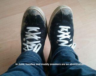 Muddysneakers