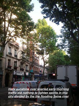 Sunshine&traffic