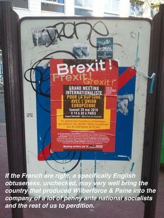 BrexitEnglishstupidity