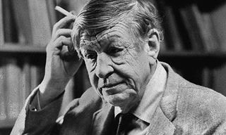 Auden (Harry Redl Time Life Pictures)
