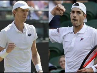 Isner and Anderson 2