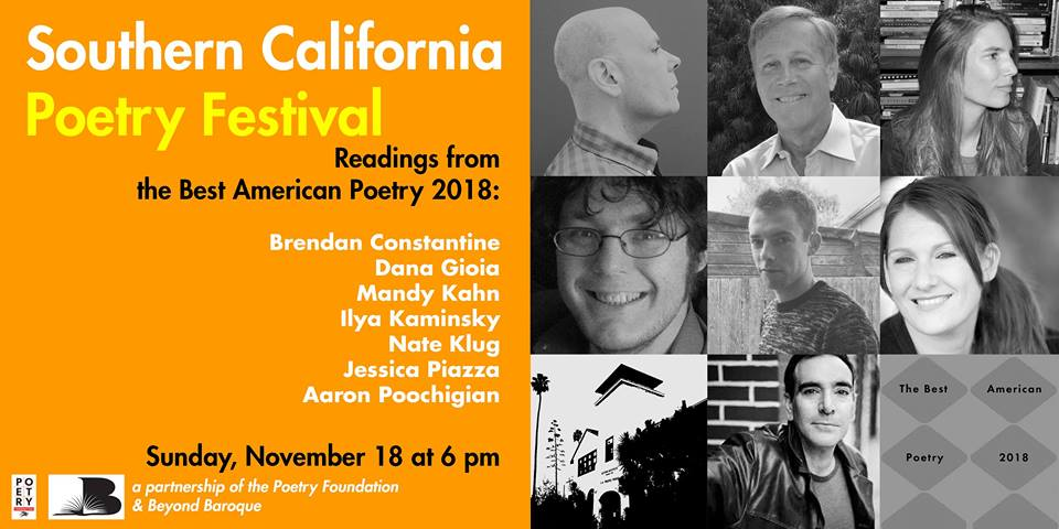 The Best American Poetry: Poetry Readings