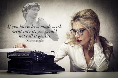 Writer-genius-quote
