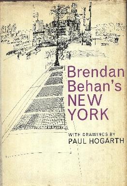 Brendan Behan's NY