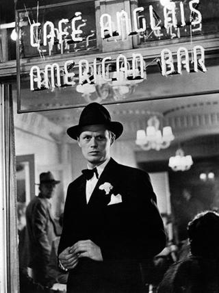 Richard Widmark Night and the City