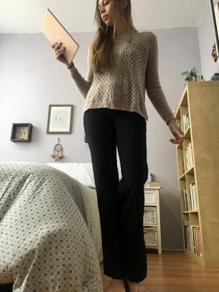 Me sweater