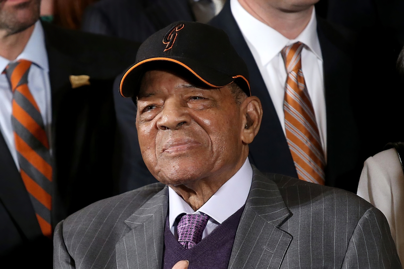 Willie at 87