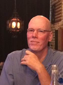 Philip Brady, Guest Author July 15-19