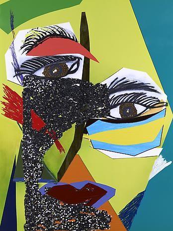 Erica Dawson-Mickalene Thomas-art