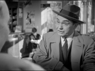 Edward G. Robinson The Stranger 1946