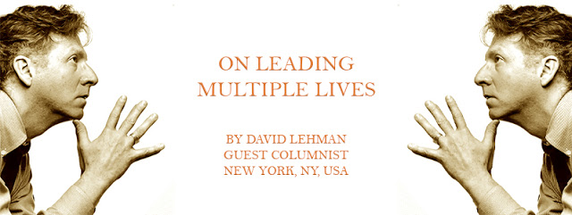 David Lehman splash
