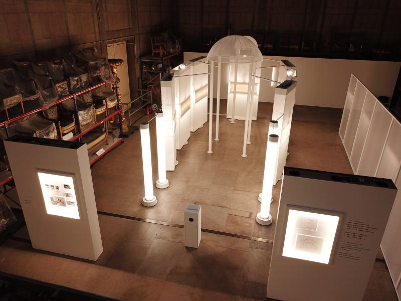 Chloe Bensahel installation_credits Jonathan Tanat