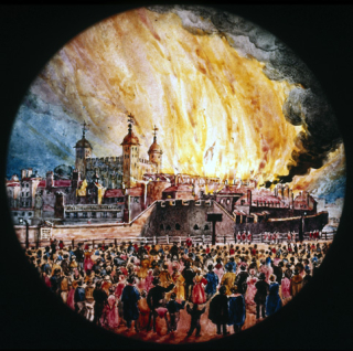 Pepys Great Fire