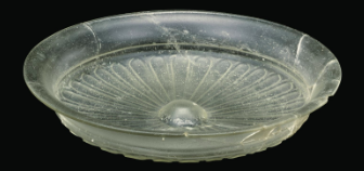 Glass phiale
