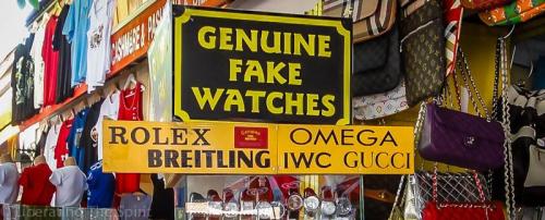 Genuine Fake