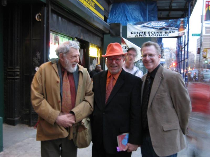 DL  John Hollander  Richard Howard 2005
