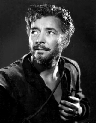 Francois Villon as portrayed by Ronald Colman
