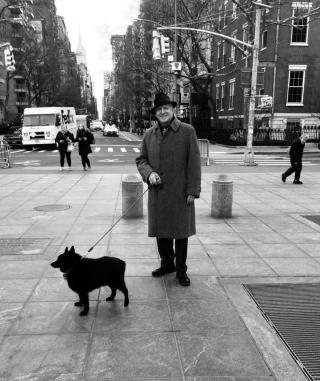 DL & Johnny in NYC Feb 2020