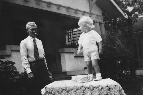 Johnson_Grandfather
