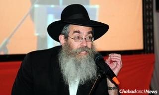 Rabbi Aharon Eliezer Ceitlin
