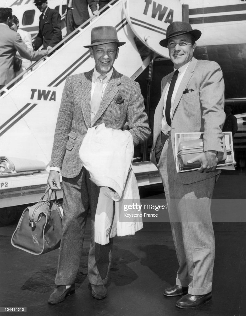 Astaire & Kelly TWA
