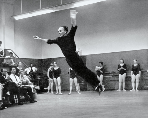 Balanchine Dancing