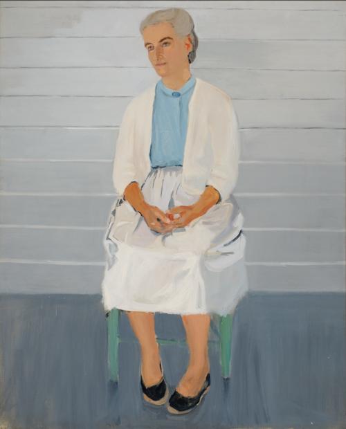 Ann Porter by Fairfield Porter