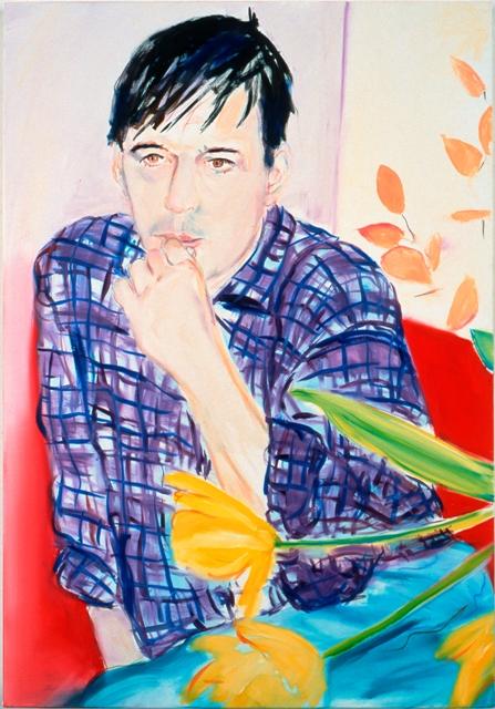David Trinidad by Billy Sullivan  for web