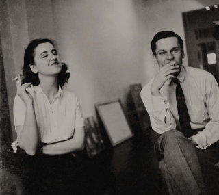 Ashbery & Jane Freilicher