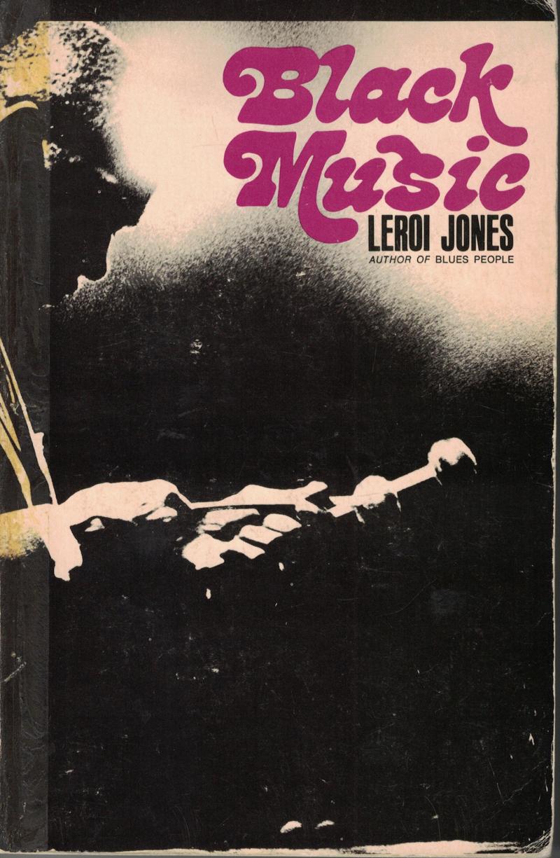 Baraka Black Music book cover