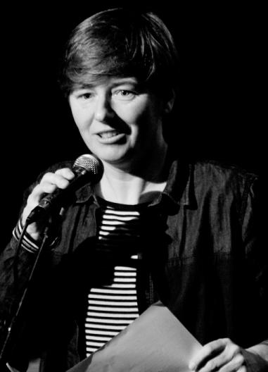 Photo of Sarah Clancy by Turlach O'Broin  (B)