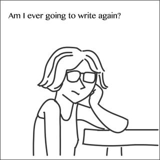 Am I ever going to write